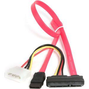 Kabel Gembird SATA III data and power combo cable