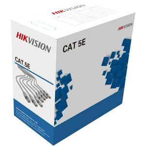 Kabel HikVision CAT5E UTP Network (Solid Copper, 0.45 mm, CMX)