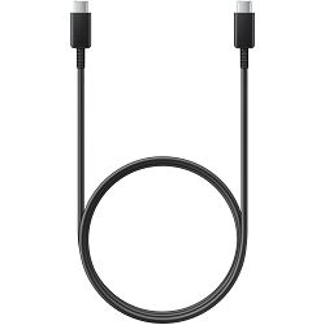 Kabel Samsung USB type-C to type-C, 1m, Crni