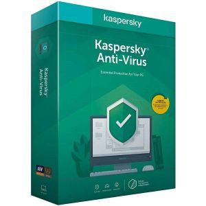 Antivirusni program Kaspersky Anti-Virus 1D 1Y + 6 Kaspersky Safe Kids
