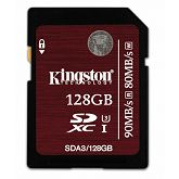 Memorijska kartica Kingston SDXC, UHS-I, U3, R90/W80, 128GB