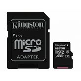 Memorijska kartica Kingston microSDHC, Class10, 128GB