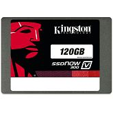 Kingston SSD V300, 120GB, R450/W450, 7mm, 2.5