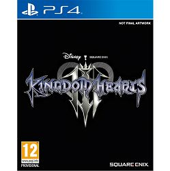 Kingdom Hearts III Standard Edition PS4