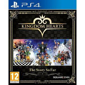 Kingdom Hearts - The Story So Far PS4