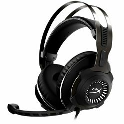 Slušalice Kingston HyperX Cloud Revolver S 7.1 - Gaming Headset (Gun Metal), 50mm drivers, USB PnP Dolby 7.1, HX-HSCRS-GM/EM