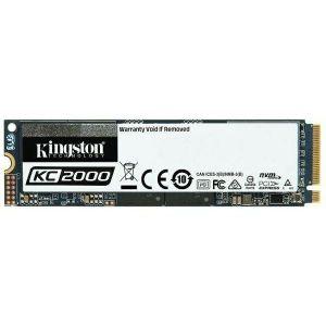 SSD Kingston KC2000 NVMe 250GB,R3000/W1100, M.2 2280