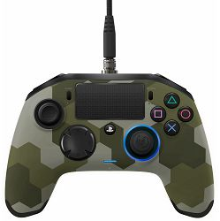 Kontroler Nacon PS4 Revolution Pro Cammo Green