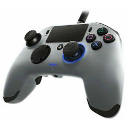 Kontroler Nacon PS4 Revolution Pro Silver