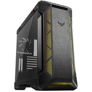 Kućište Asus GT501 TUF Gaming, RGB, Tempered Glass, Midi-Tower, ATX