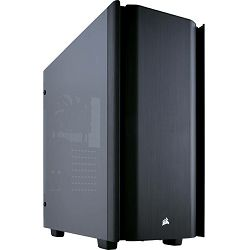 Kućište Corsair Obsidian 500D Mid Tower, Premium Tempered Glass and Aluminum