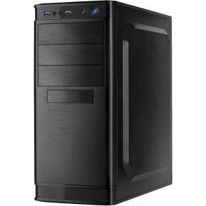 Kučište INTER-TECH IT-5905, Midi Tower ATX, bez napajanja, crno