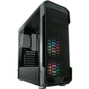 Kućište LC-Power 984B Dragonslayer 2 RGB, Midi tower, Gaming, bez napajanja