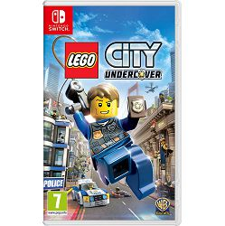 Lego City Undercover Switch
