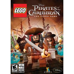 LEGO Pirates of the Caribbean: The Video Game STEAM Key