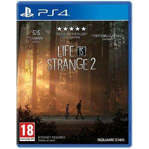 Life is Strange 2 Standard Edition PS4