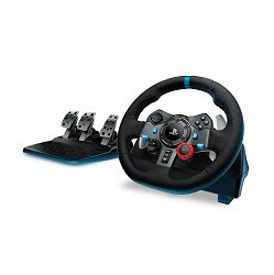 Logitech G29, Driving Force Racing, volan za PS4 & PS3