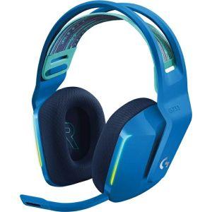 Slušalice Logitech G733, gaming, mikrofon, bežične, plava - PROMO