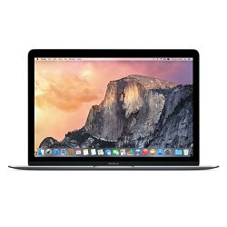 MacBook 12-inch, mjy32cr/a, 1.1GHz Dual-Core Intel Core M, 256GB - Space Grey