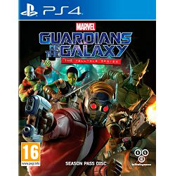 Marvel Guardians of the Galaxy - Telltale PS4