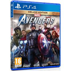 Marvels Avengers Deluxe Edition PS4