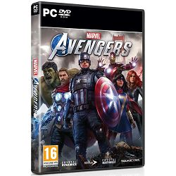 Marvels Avengers PC Standard Edition