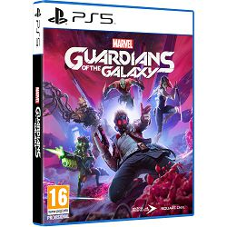 Marvel's Guardians of the Galaxy Standard Edition PS5