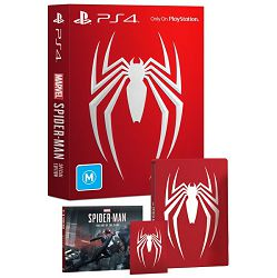 Marvel's Spiderman Special Edition PS4