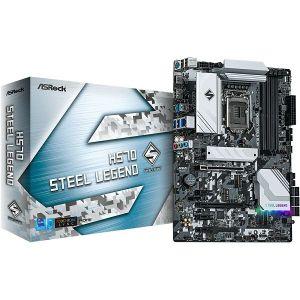 Matična ploča ASRock H570 Steel Legend, Intel LGA1200, ATX