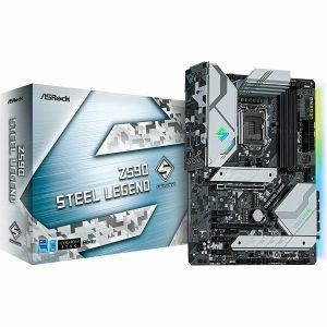 Matična ploča ASRock Z590 Steel Legend, Intel LGA1200, ATX - MAXI PONUDA