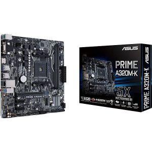 Matična ploča Asus Prime A320M-K, AMD AM4, Micro ATX
