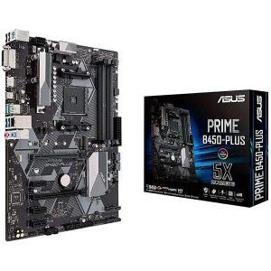 Matična ploča Asus Prime B450-Plus, AMD AM4, ATX