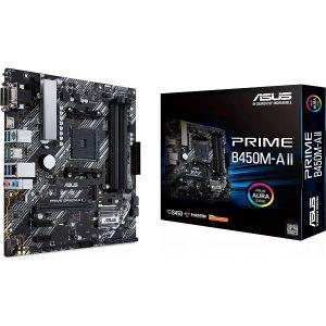 Matična ploča Asus Prime B450M-A II, AMD AM4, Micro ATX
