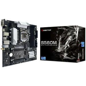 Matična ploča Biostar B560MX-E Pro, Intel LGA1200, Micro ATX