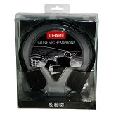 Maxell HP MIC, crne