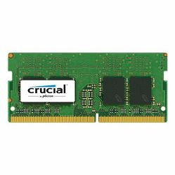 Memorija za prijenosna računala Crucial DRAM 8GB DDR4 2400 MT/s (PC4-19200) CL17 SR x8 Unbuffered SODIMM 260pin Single Ranked