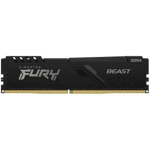 Memorija Kingston Fury Beast, 8GB, DDR4 3200MHz, CL16 - MAXI PONUDA