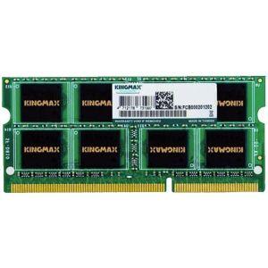 Memorija za prijenosna računala Kingmax SO-DIMM, 4GB, DDR3L 1600MHz, CL11