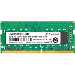 Memorija za prijenosna računala Transcend SO-DIMM DDR4 16GB 3200MHz