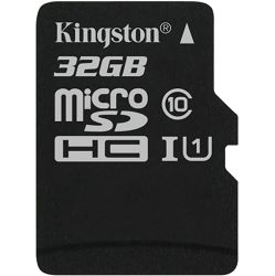 Memorijska kartica Kingston microSDXC, Canvas, Class10, 32GB - MAXI PONUDA