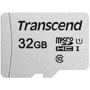 Memorijska kartica Transcend 300S, micro SDHC, HC Class 10, 32GB