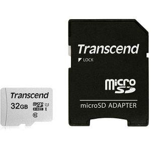 Memorijska kartica Transcend SD MICRO 32GB HC Class UHS 1, TS32GUSD300S-A