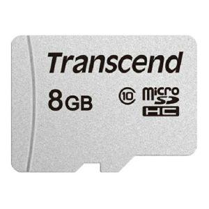 Memorijska kartica Transcend 300S, micro SDHC, HC Class 10, 8GB