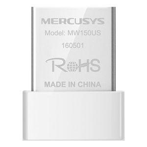 Mercusys bežični N USB Nano adapter 150Mbps (2.4GHz), 802.11n/g/b