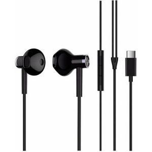 Slušalice Xiaomi Mi Dual Driver Type-C, Crne