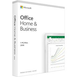 Microsoft Office Home and Business 2019 English, T5D-03308
