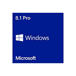 Microsoft Windows 8.1 Pro Get Genuine Kit 64Bit Eng, 4YR-00181