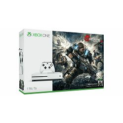 Microsoft Xbox One S Console 1TB Gears of War 4 Bundle