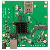 MikroTik Fully featured RouterBOARD device with RoS L4