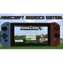 Minecraft Bedrock Edition Switch